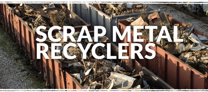 What Happens To Recycled Scrap Metal?
