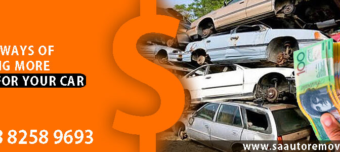A Few Ways Of Getting More Cash For Your Car
